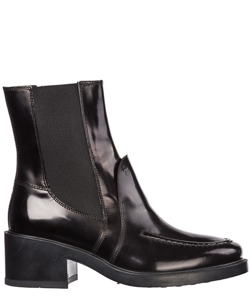 Heeled ankle boots Tod's XXW26B0AJ80AKTB999 nero