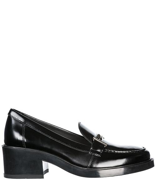 Zapatos de tacon Tod's Double T XXW26B0AL10SHAB999 nero