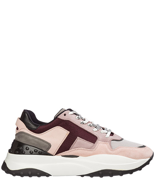 Sneakers Tod's xxw45b0bb50lxzllkg bordeaux