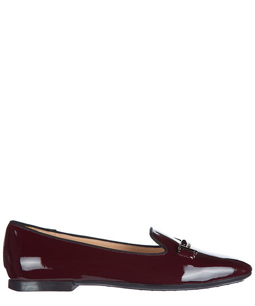 Mokassins Tod's XXW47A0V140OW0R805 rosso