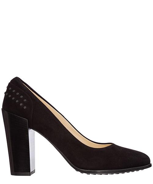 Zapatos de salón Tod's xxw75b0cg30hr0b999 nero