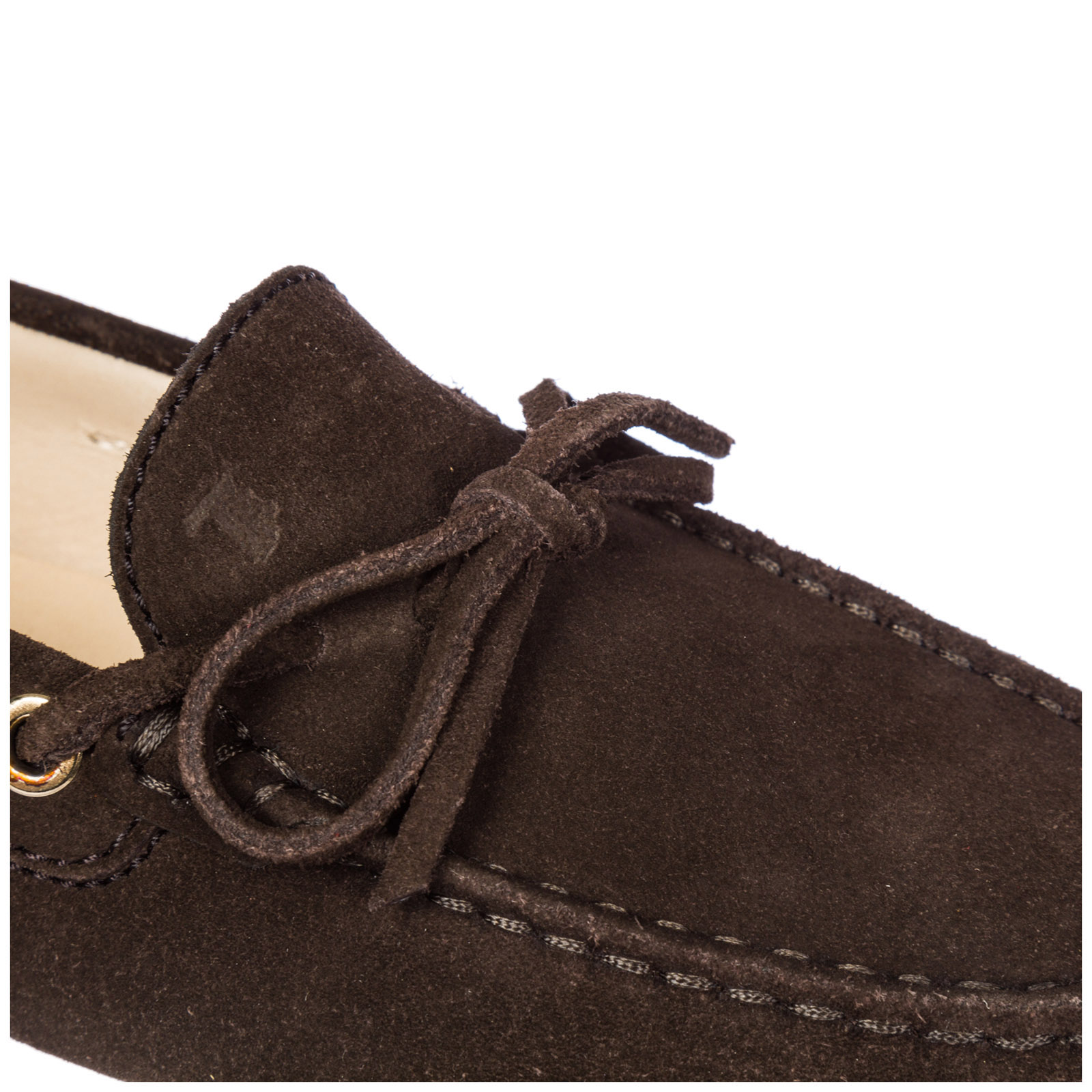 Damen wildleder mokassins slipper heaven laccetto