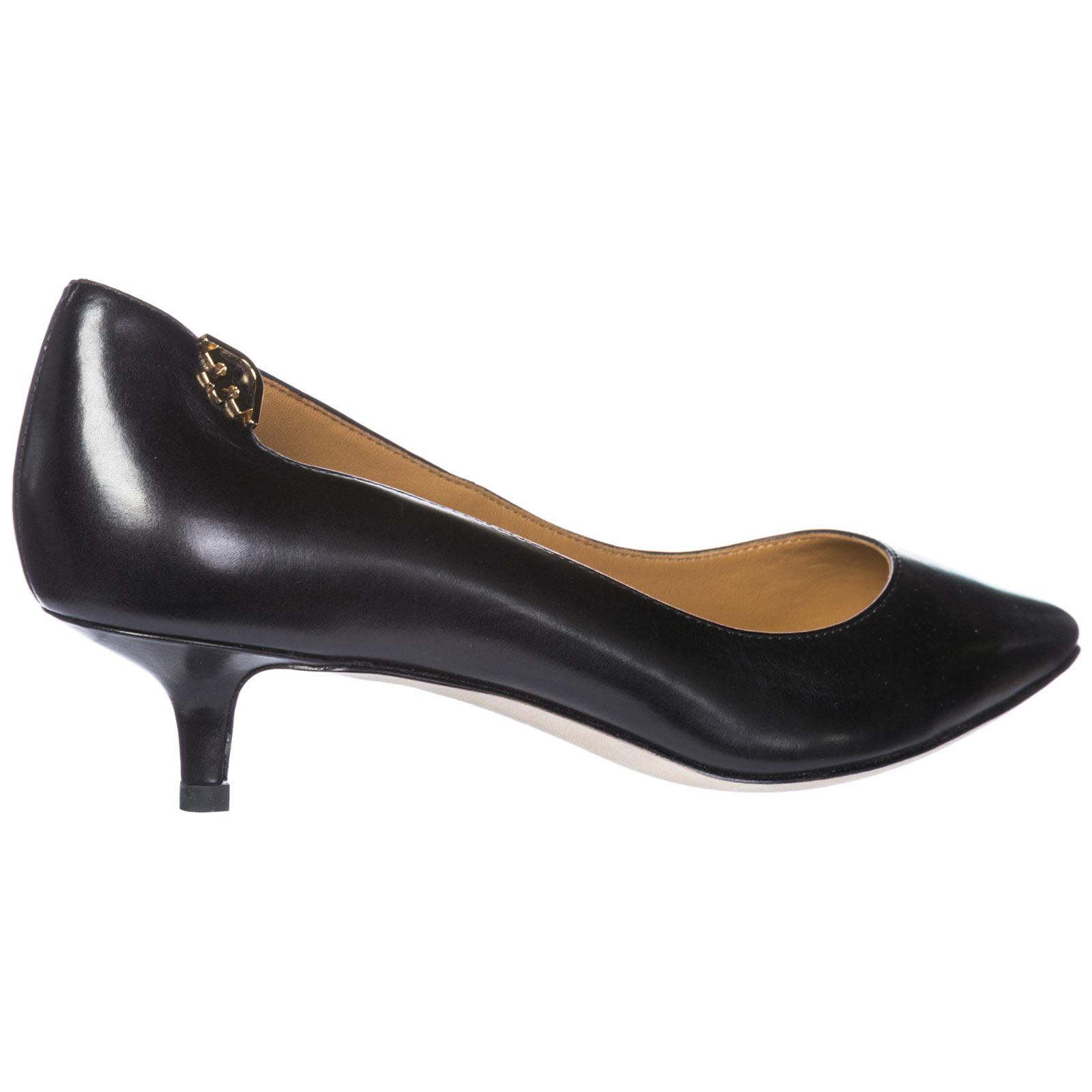 dbaeb4fcf ... Women's leather pumps court shoes high heel elizabeth ...