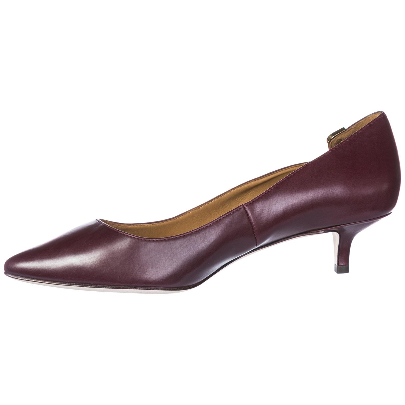 7461921c4 ... Women s leather pumps court shoes high heel elizabeth ...
