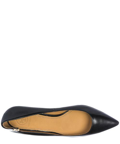 туфли-декольте женские на каблуке кожаные elizabeth secondary image