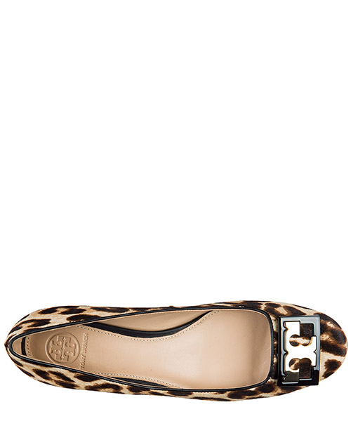 Ballerine donna in pelle  leopard secondary image