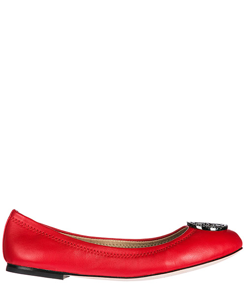 Ballerines Tory Burch Liana 46084 602 rosso
