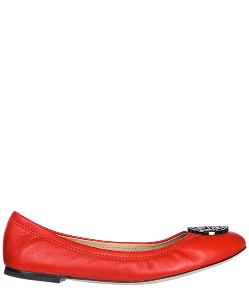 Ballerine Tory Burch 46084 exotic red