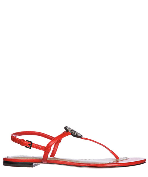 Tory Burch 46086 exotic red