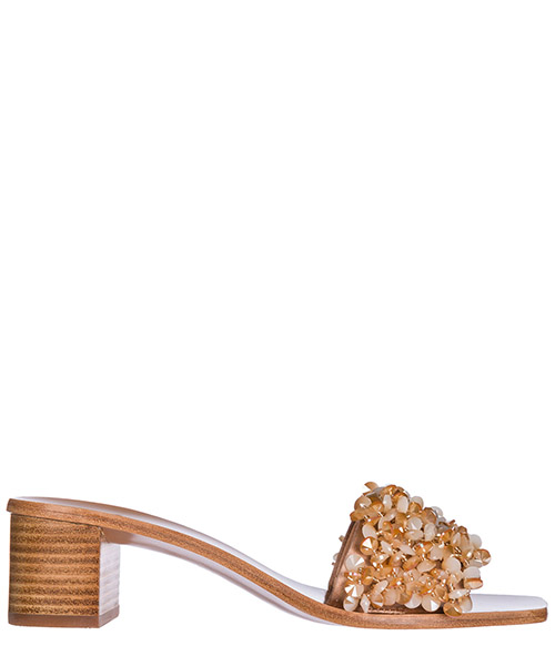 Mules sandales chaussons femme