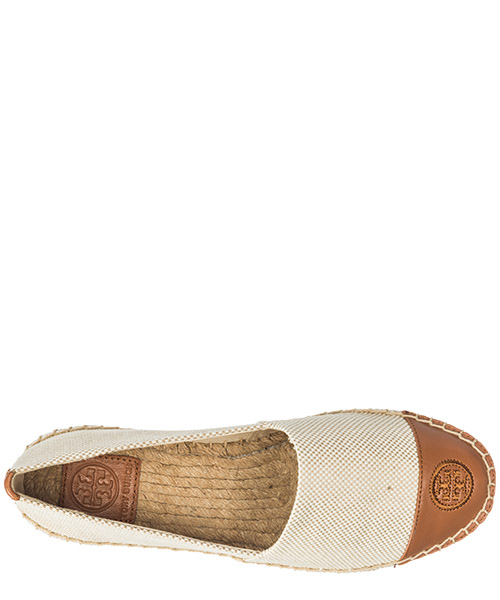 Women's cotton espadrilles slip on shoes secondary image