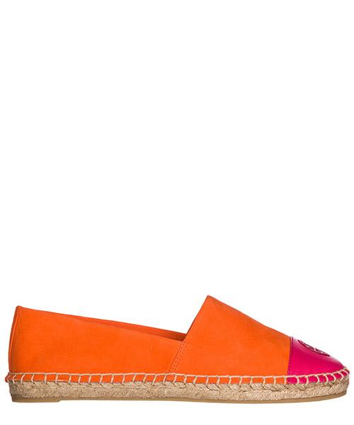 Espadrillas Tory Burch 47897 sweet tangerine / bright azalea
