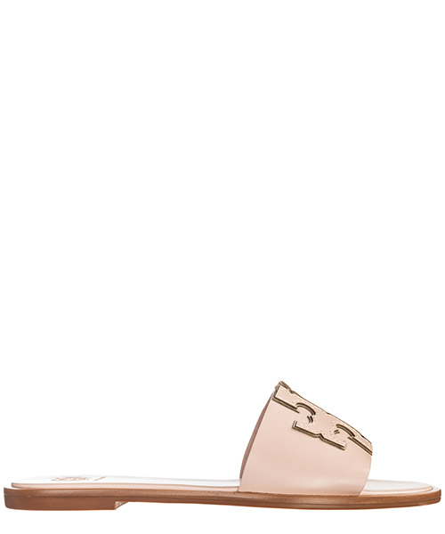 Slides Tory Burch 50109 651 sea shell pink