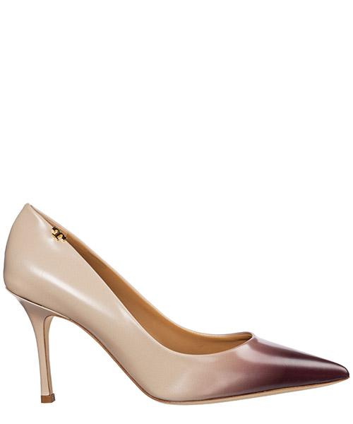 Zapatos de salón Tory Burch penelope 57216 beige