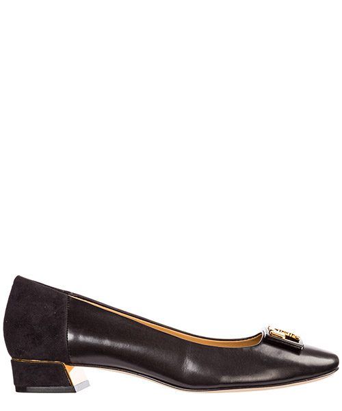 Zapatos de salón Tory Burch 58320 004 perfect black