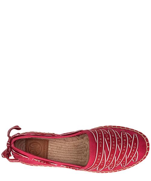 Women's espadrilles slip on shoes grosgrain secondary image