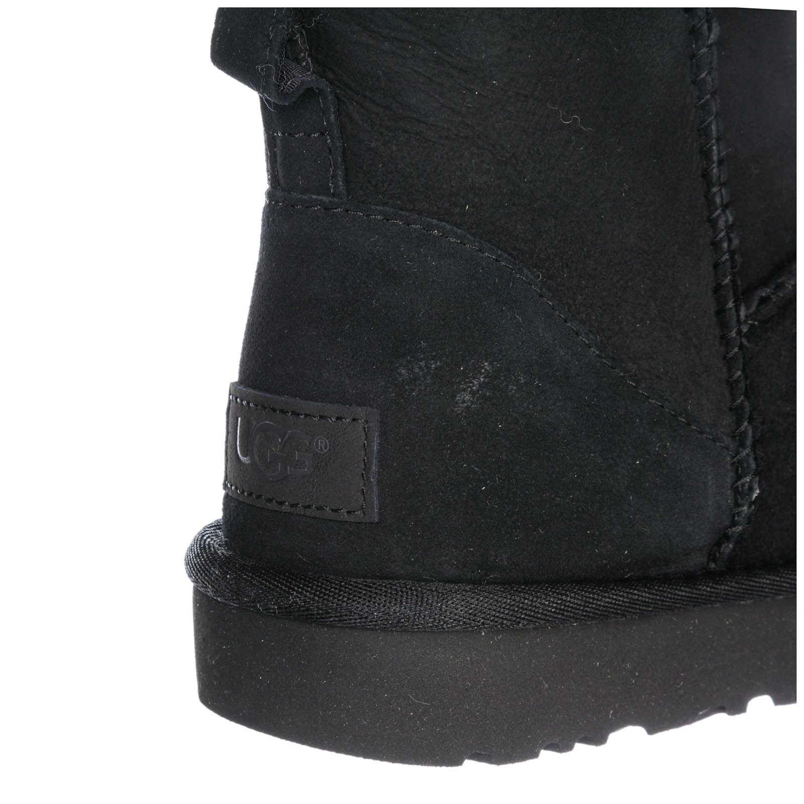 the best attitude 9155c 3cc2a Women's suede boots classic mini ii