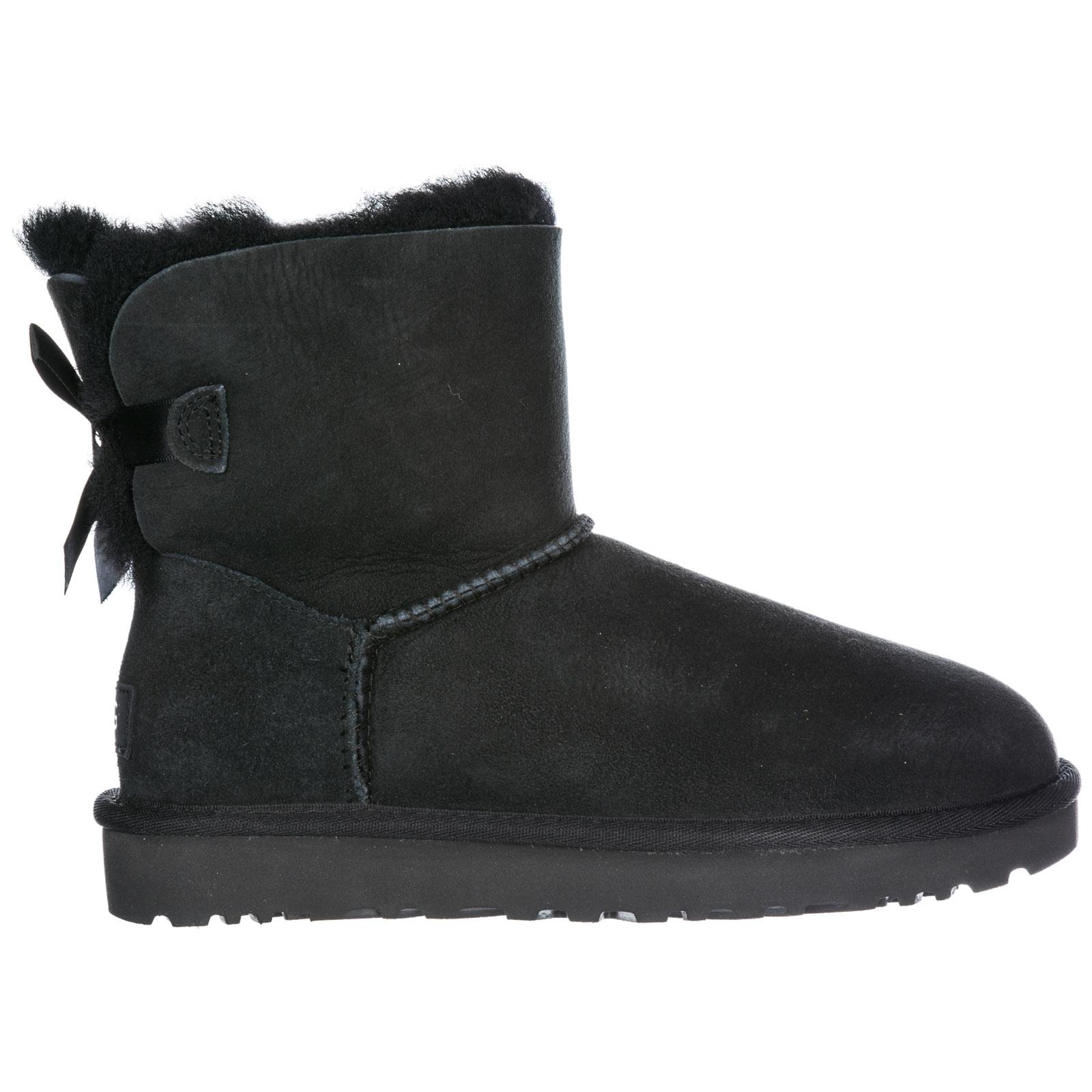 2ec51ae0c6b Women's suede boots mini bailey bow ii