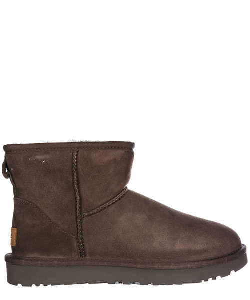 Ботинки UGG Classic Mini II 1016222 chocolate