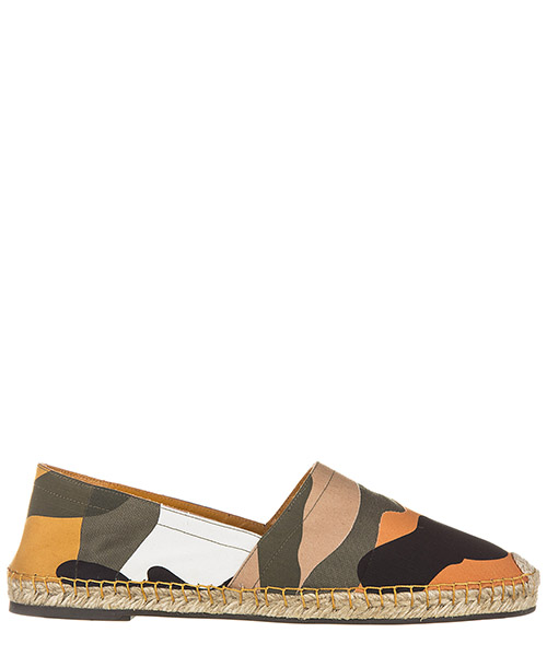 Espadrilles Valentino KY0S0795 TCR E54 army green