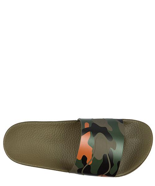 Hombres zapatillas sandalias en goma secondary image
