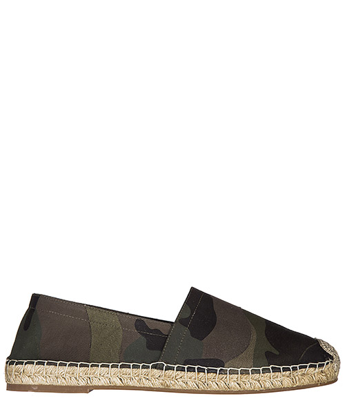 Espadrillas Valentino MY2S0795TCR Y41 army green