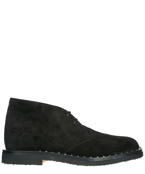 Desert boots Valentino NY0S0A33ZFK nero