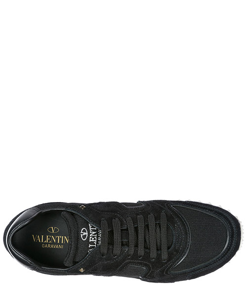 Chaussures baskets sneakers homme en daim hive secondary image