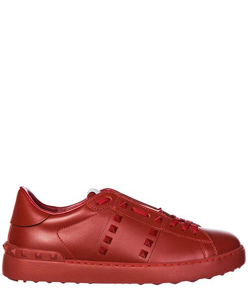 Zapatillas deportivas Valentino Rockstud PY2S0931MZD 0RO rosso