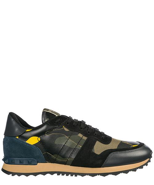Zapatillas deportivas Valentino Rockrunner QY0S0723TCC HRM nero