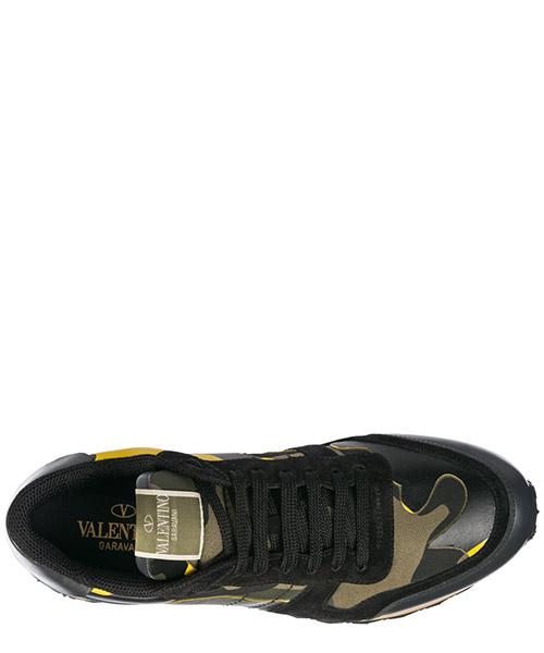 Zapatos zapatillas de deporte hombres en ante rockrunner secondary image