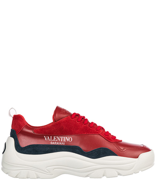 Sneakers Valentino QY0S0B17VRN CU7 rosso