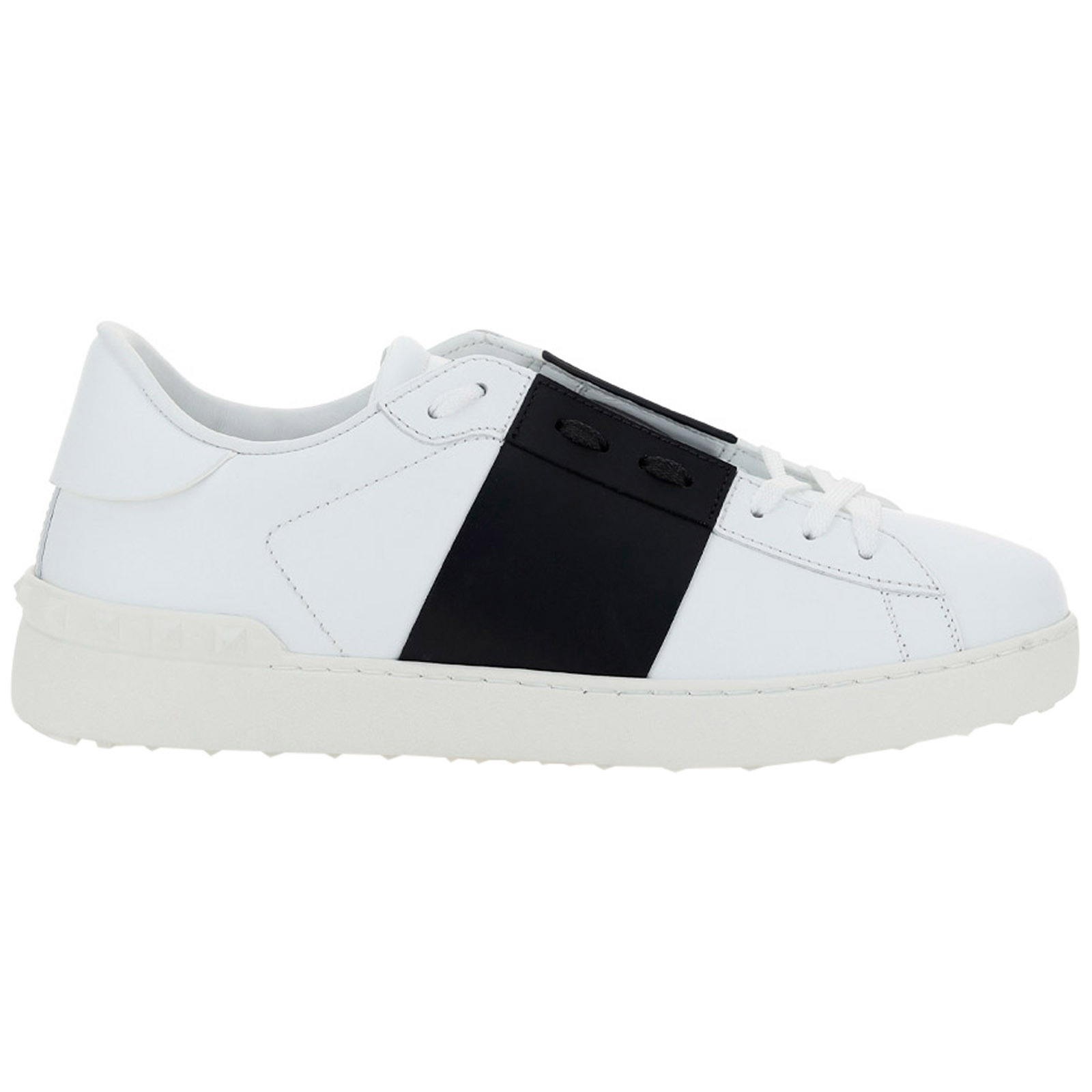 Valentino MEN'S SHOES LEATHER TRAINERS SNEAKERS OPEN