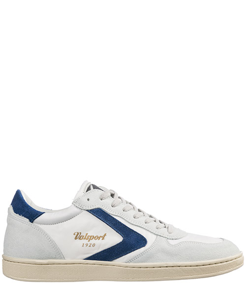 Sneakers Valsport 1920 Davis DAVISVDNYL002M00701 bianco royal