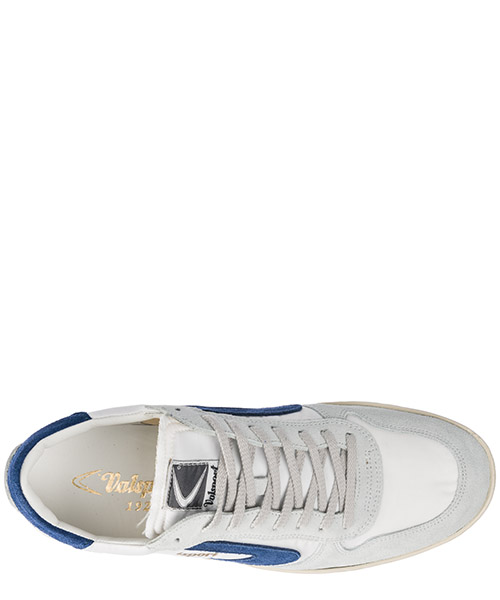 Men's shoes suede trainers sneakers davis secondary image