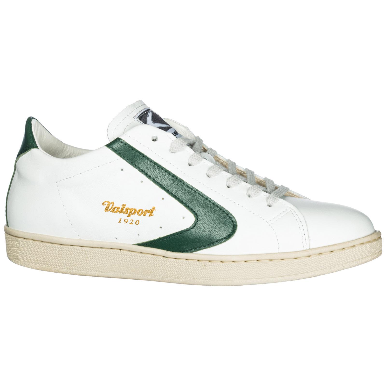 Evergreen Tourbevergreen Sneakers Bianco Valsport 1920 Tournament D9WHEI2Y