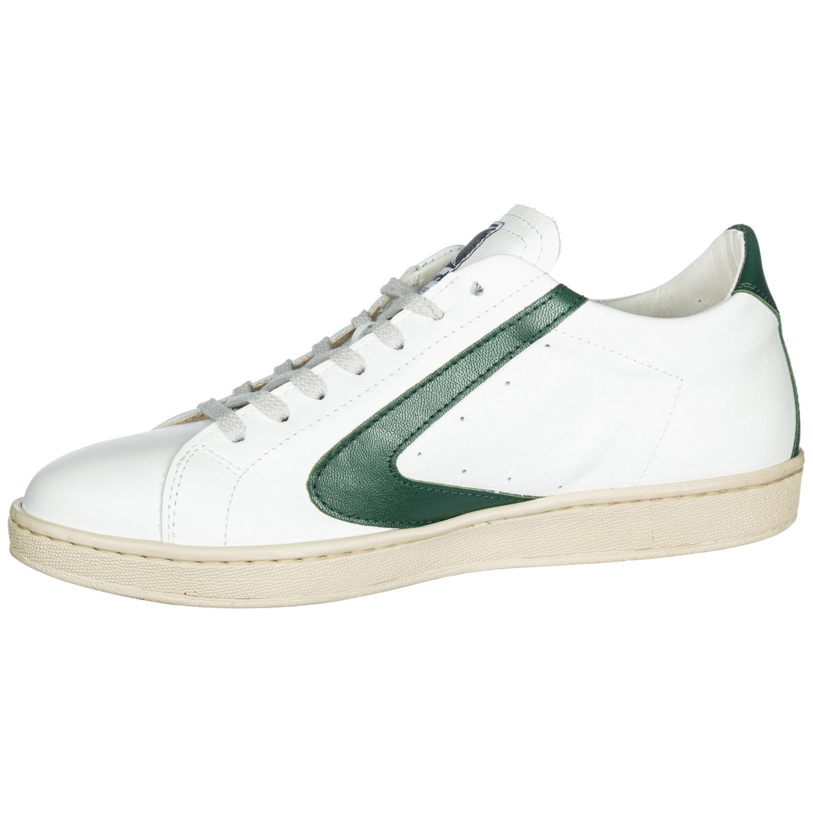 Scarpe sneakers uomo in pelle tournament