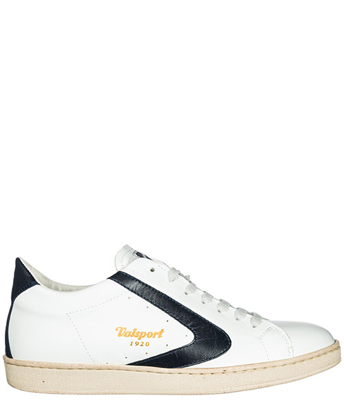 Sneakers Valsport 1920 Tournament TOURBBLU bianco blu