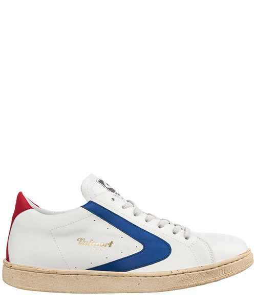 Men's shoes leather trainers sneakers tournament