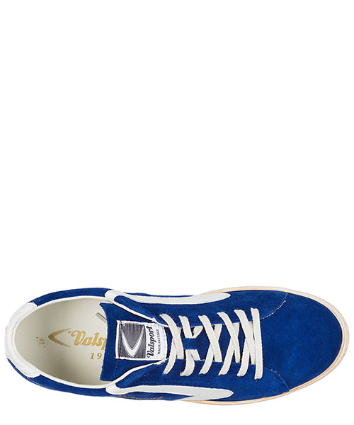 Scarpe sneakers uomo camoscio tournament secondary image