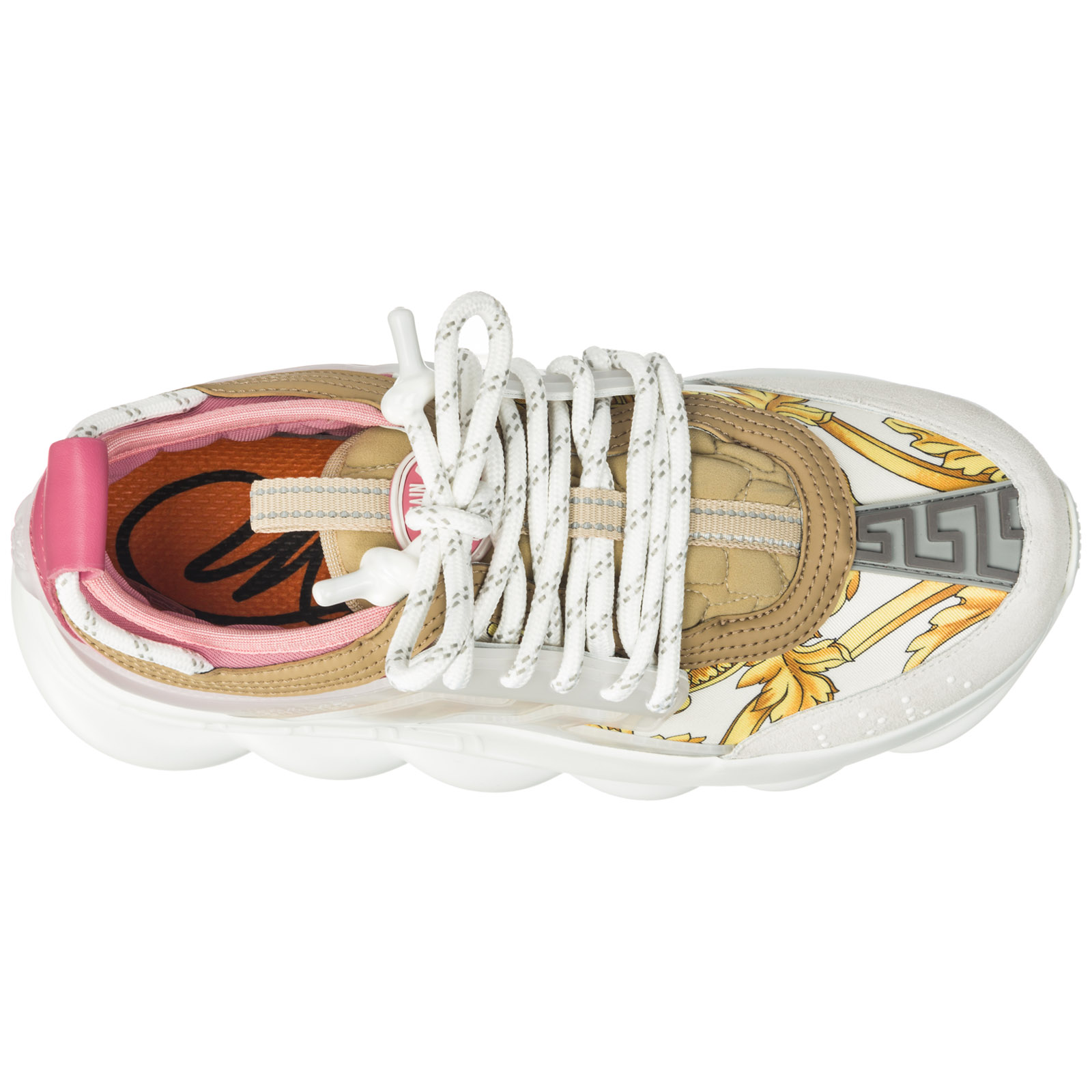 Women's shoes trainers sneakers  chain reaction