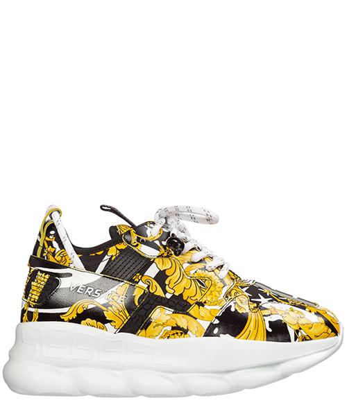 Sneakers Versace chain reaction dst030g-d41tg_dnob nero