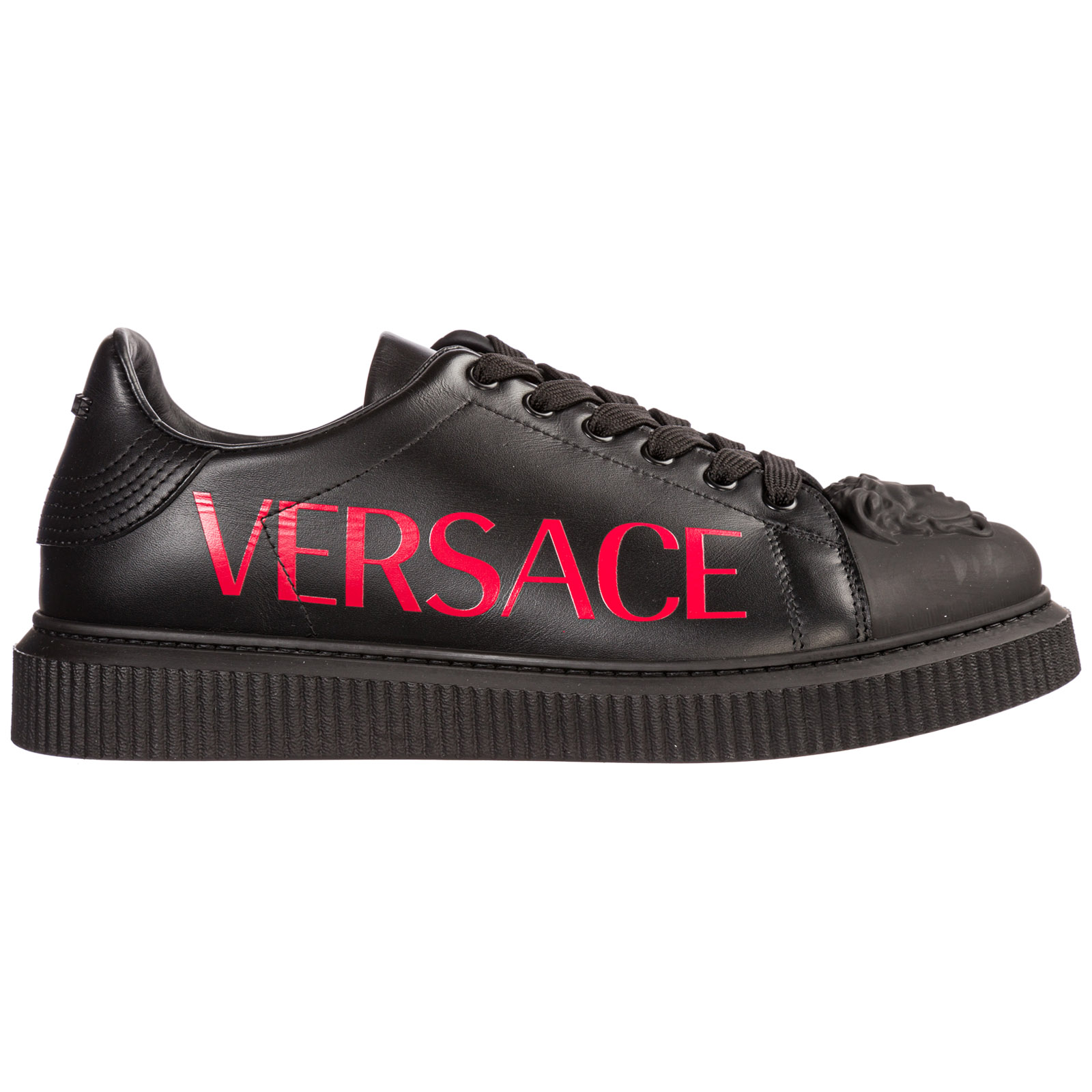 scarpe sportive 5f280 60d19 Scarpe sneakers uomo in pelle medusa