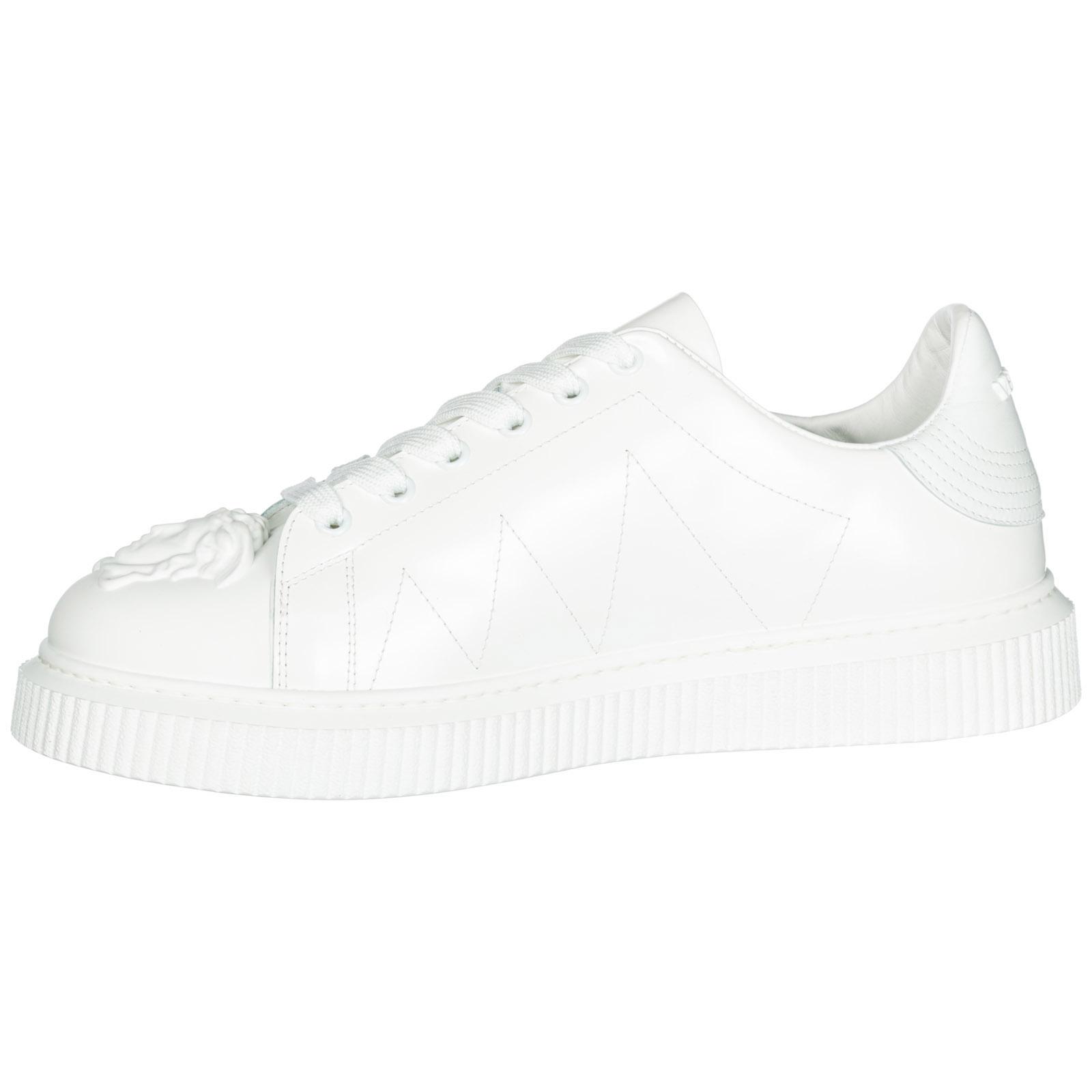 K0A DSU6987 Sneakers medusa bianco Versace DVTN5G Nyx qXvUfZwT