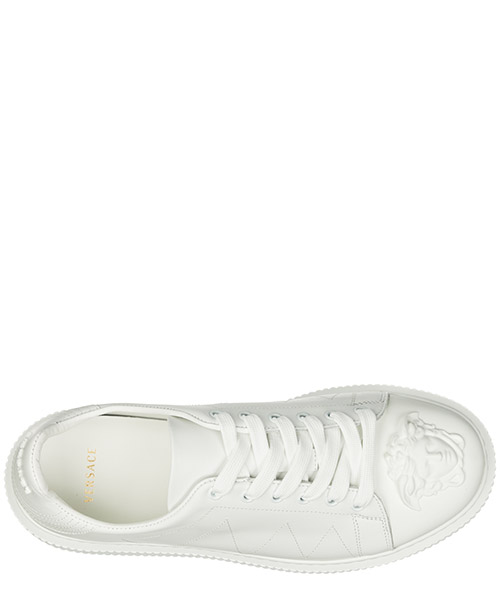 Chaussures baskets sneakers homme en cuir medusa secondary image