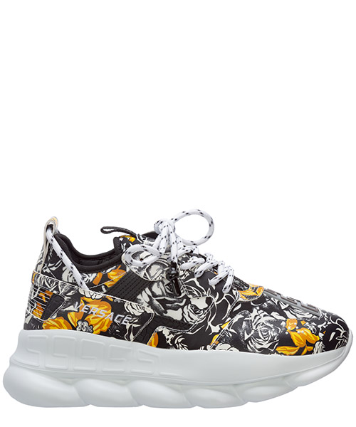 Sneakers Versace Chain Reaction DSU7462-D13SG_DBN9 bianco