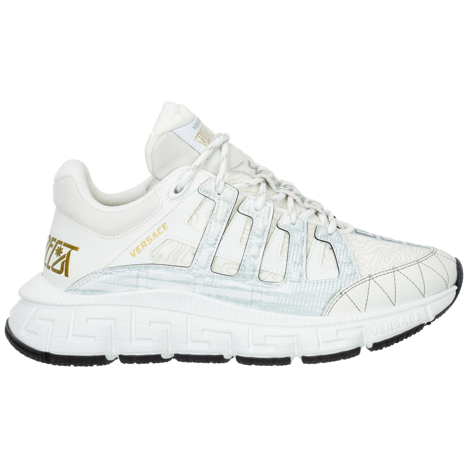 Versace Sneakers MEN'S SHOES TRAINERS SNEAKERS  TRIGRECA