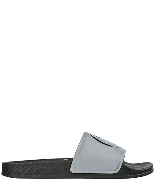 Slides Versace Collection V900737VM00473VA96 grigio