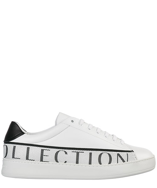 Sneakers Versace Collection V900745 VM00470 VA61 bianco