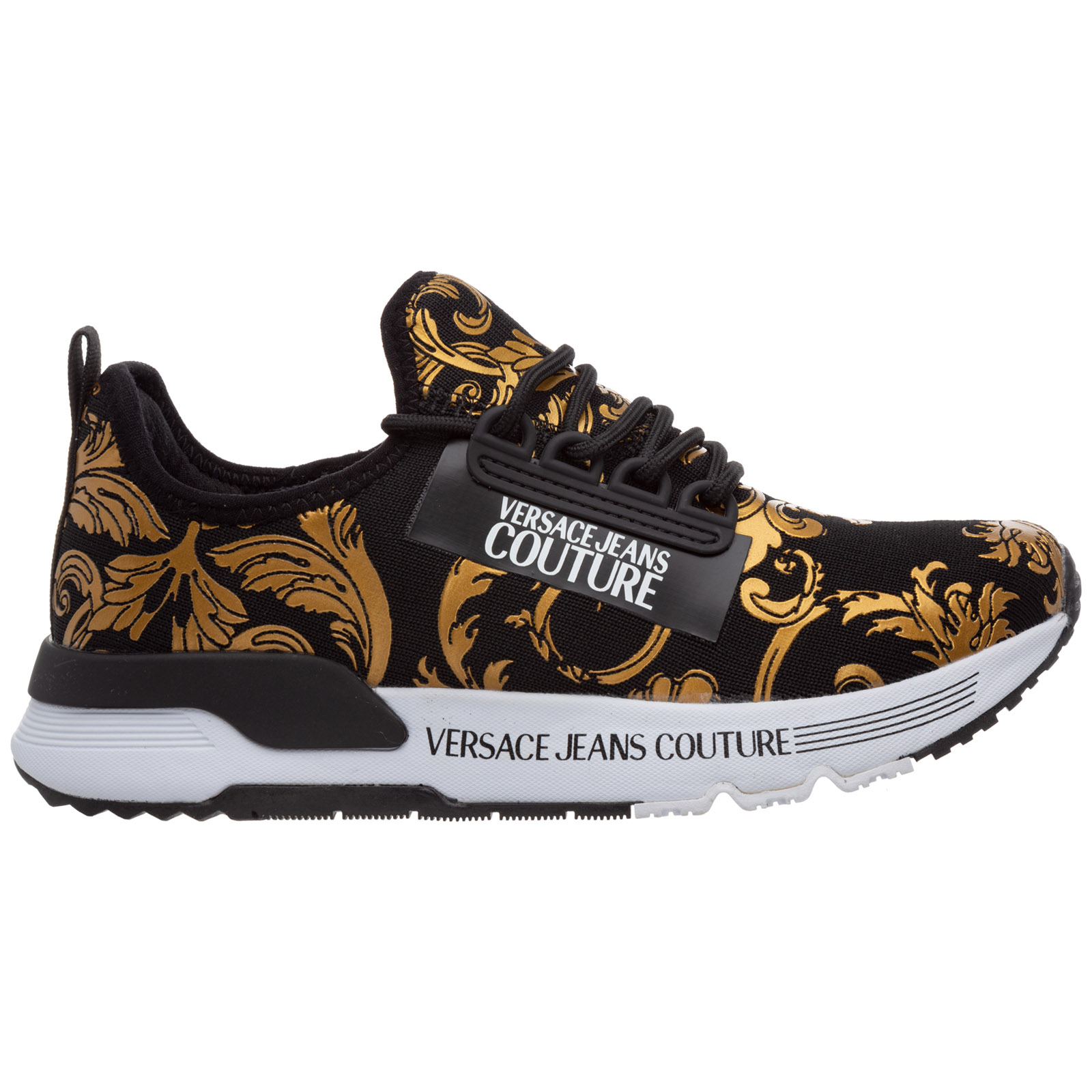 Versace Jeans Couture Sneakers WOMEN'S SHOES TRAINERS SNEAKERS